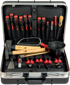 COMPOSITION VALISE ABS PLUS 25 OUTILS