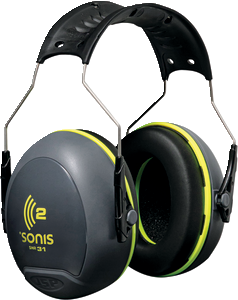 CASQUE ANTI-BRUIT CONFORT SONIS